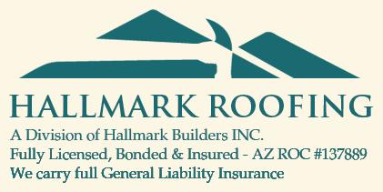 Hallmark Roofing Logo